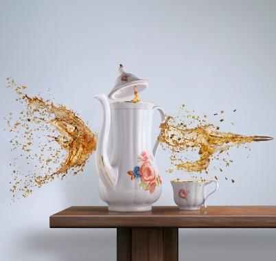 S Teapot