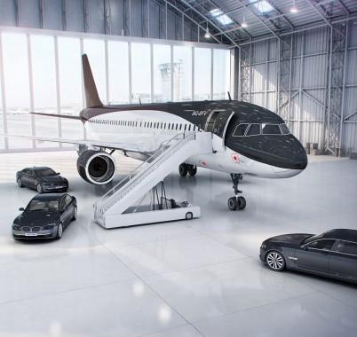 Top Flight Airbus